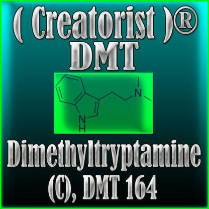 Creatorist DMT Dimethyltryptamine CDMT 164